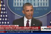 Obama: US has become 'numb' to mass shootings
