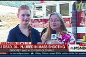 Umpqua student describes deadly shooting