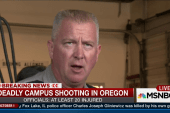 Sheriff: 10 victims in deadly campus shooting