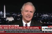 Rep. Van Hollen calls for vote on gun...