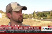 Umpqua student talks about what he witnessed