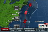 East coast braces for flooding from Joaquin