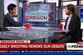 College campus shooting renews gun debate