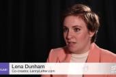Lena Dunham on healthy & unhealthy criticism