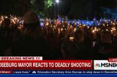 Roseburg Mayor reacts to UCC shooting
