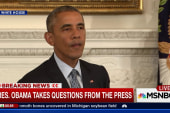Obama: 'The Assad regime will fall'