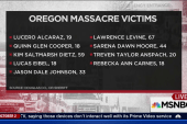 Oregon victims left unique marks on community