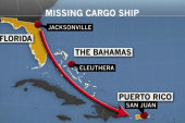 Cargo ship vanishes in Hurricane Joaquin