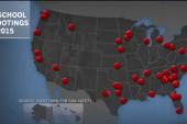 45 school shootings in U.S. so far in 2015