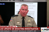 Officials: Shooter's cause of death suicide