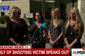 Family of shooting victim speaks out