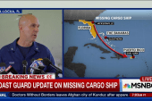 Coast Guard: missing cargo ship sank