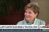 NH Senator: 'Clinton will win the nomination'