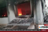 Questions about U.S. bombing Afghan hospital