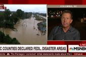 Weakened dams threaten flooding in Carolina