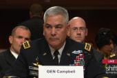 Gen. Campbell: Hospital bombing was mistake