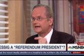 Lessig Raises $1 Million for Presidential Bid