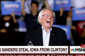 Iowa, NH focus groups show Bernie support