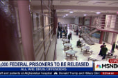 6,000 federal prisoners to be released