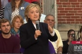 Clinton: 'We can't let them get away with it'