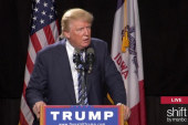 Trump: 'I looked good' in negative ads