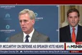 GOP Conference Votes Thursday On New Speaker