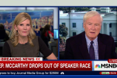 Matthews:'This is a revolt, this is a mutiny'