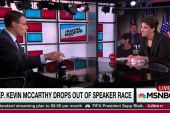 Kevin McCarthy fails as Tea Party wrangler