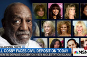 Bill Cosby faces civil deposition