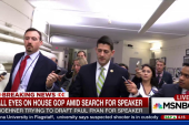 House GOP searches for new Speaker
