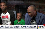 Family commemorates the Million Man March