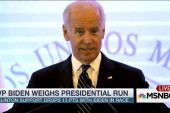 How would Biden's candidacy affect 2016 race?