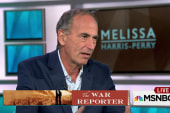 Martin Fletcher on war reporting, PTSD