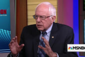 Sen. Bernie Sanders opens up on 2016 election
