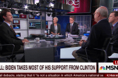 Barnicle: Sanders can't lose his temper in...