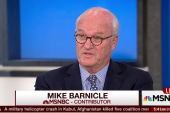 Barnicle says Ben Carson redefines 'crazy'