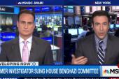 Fmr. investigator sues House Benghazi...