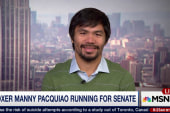 Pacquiao: I want to help more people