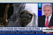 NYPD will begin documenting use of force