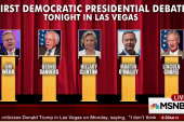 First Democratic debate kicks off tonight