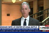Benghazi Committee at center of legal battle
