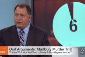 Oral Arguments: Madbury Murder Trial