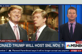 Donald Trump will host SNL Nov. 7