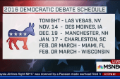 DNC sets limits on number of 2016 debates