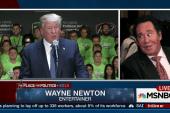 Wayne Newton talks Trump, Democratic debate