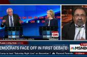Sanders supporters see success in debate