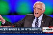 Bernie Sanders raises $1.3M after debate