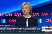 Podesta responds to Clinton's performance