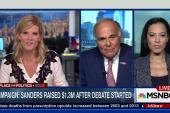 Debate turns into surprise agreement