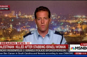 Israeli Police rep. on heightened tensions